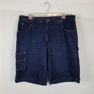 Vintage Guess Carpenter Men's Shorts Size 42